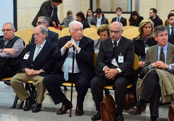 La corrupción catalana desfila por la Audiencia Nacional